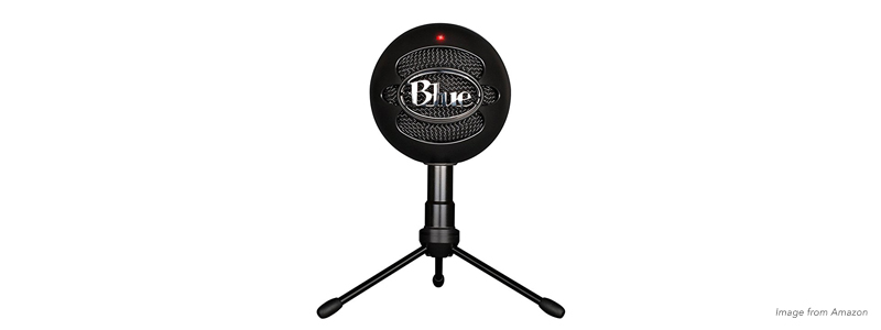 how to set up blue spark microphone