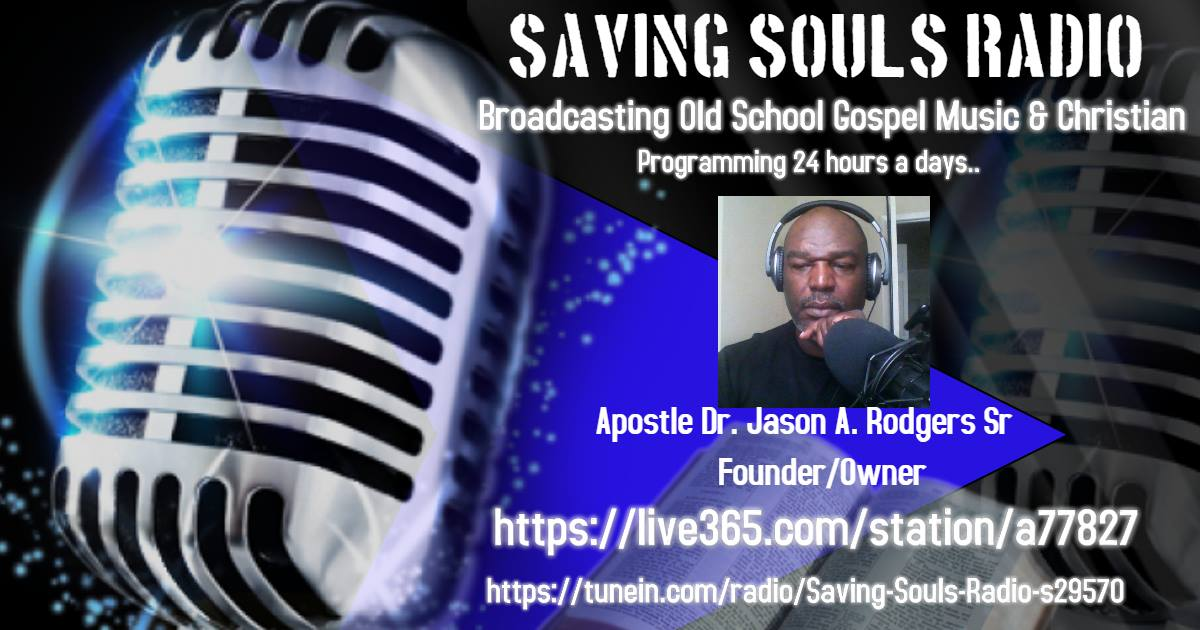 Featured Spotlight Station: Saving Souls Radio Network