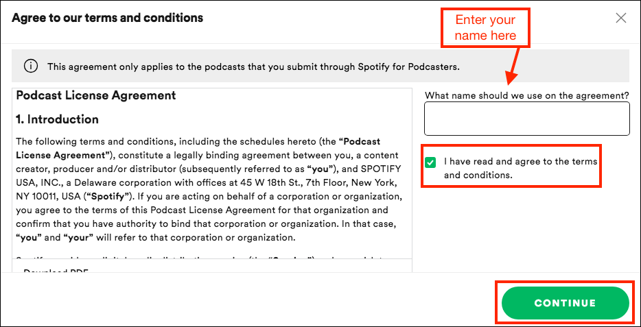 Submit Your Podcast to Spotify: Step by Step Guide
